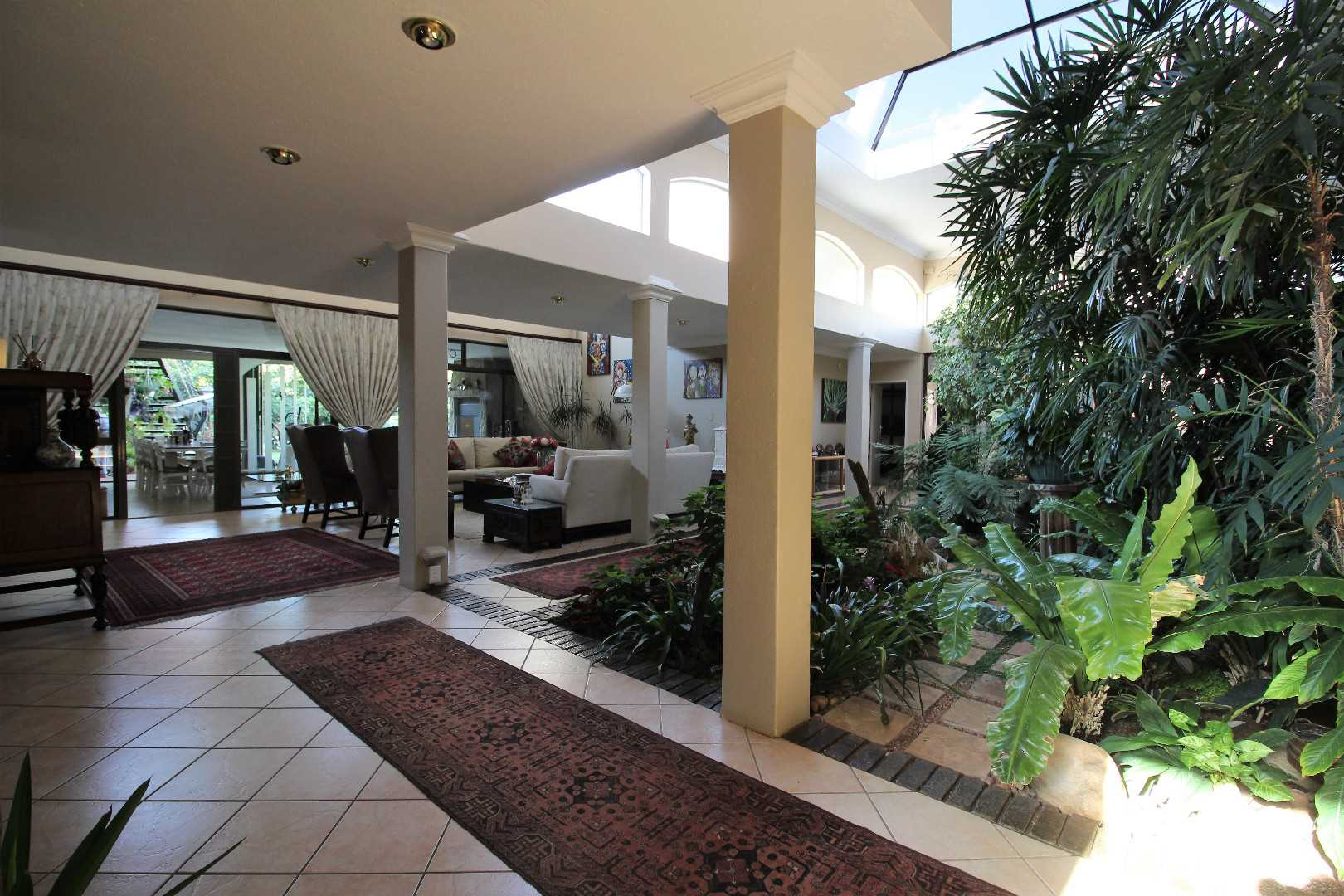 Atrium and Lounge