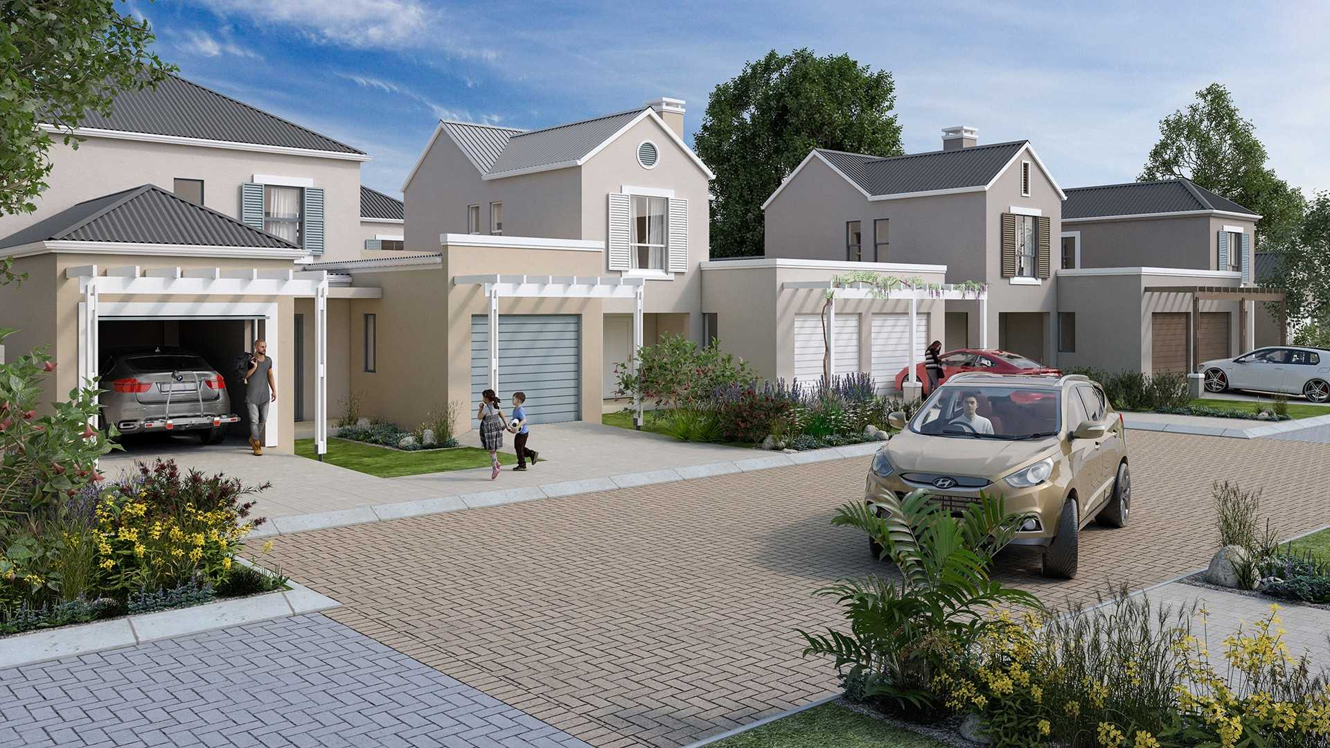 The next Avalon Estate,  Lifestyle Centre, 24/7 Security , no Transfer duty, three bedrooms, 2 bathrooms, garage, Modern, close to schools