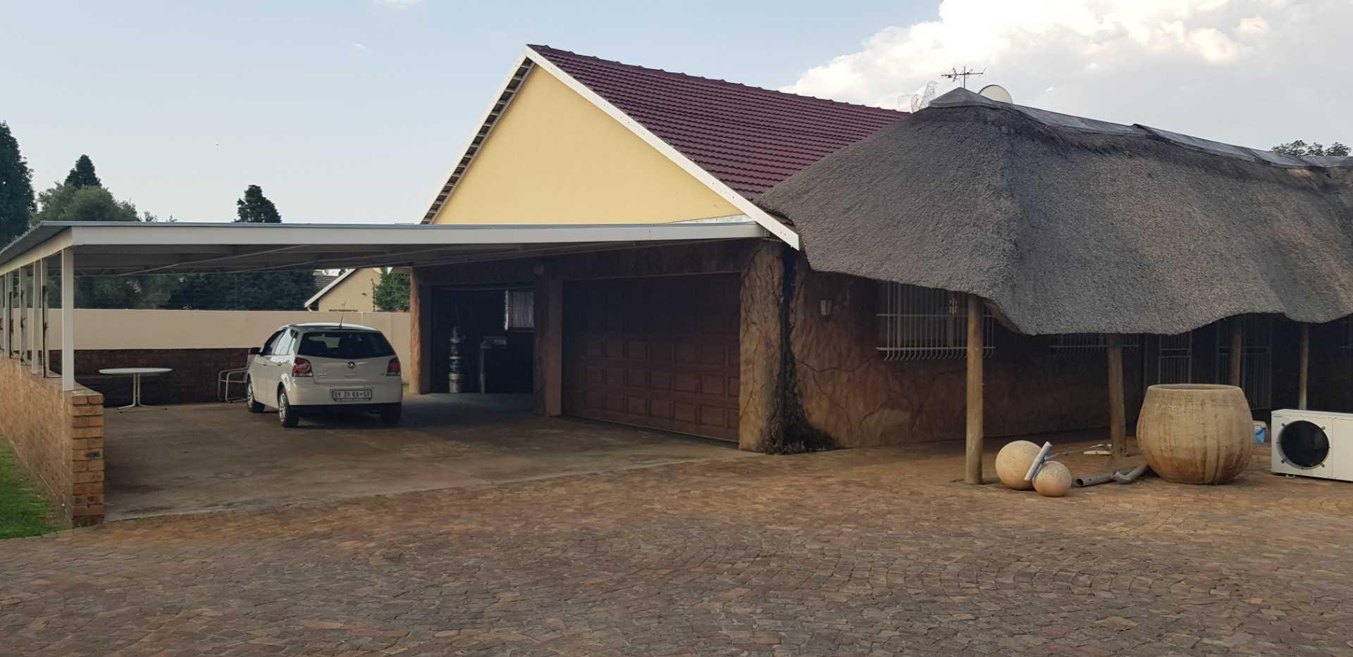 Spacious house in quiet area