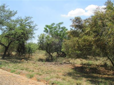 Vacant Land for sale in Roodeplaat