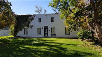 Property and Houses for sale in Paarl Central, Farms, 4 Bedrooms - ZAR 16,500,000