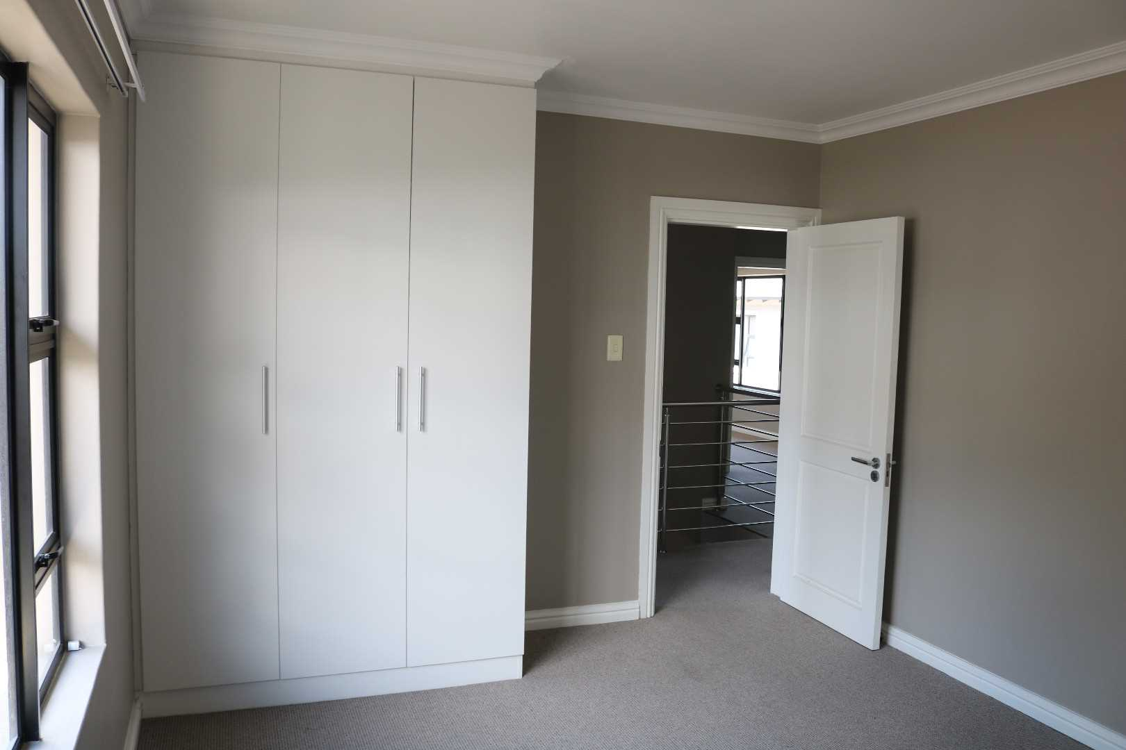 1st bedroom entrance and bic view