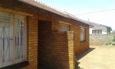 Alberton, Tokoza Property  | Houses For Sale Tokoza, Tokoza, House 3 bedrooms property for sale Price:599,000