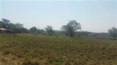 Property and Houses for sale in Claudius, Vacant Land - ZAR 5,800,000