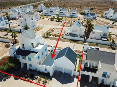 Property and Houses for sale in Lampiesbaai, House, 4 Bedrooms - ZAR 1,914,000