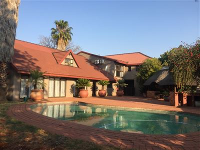 Property and Houses for sale in Raslouw Ah, House, 5 Bedrooms - ZAR 5,950,000