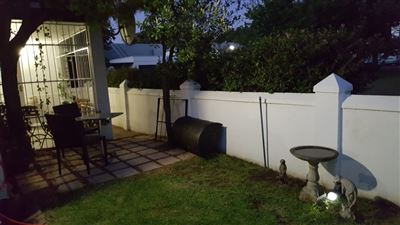 Townhouse for sale in Stellenbosch Central