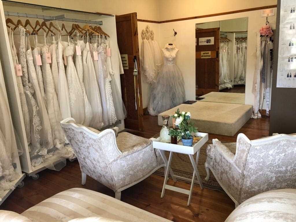 Well now you Know , Its Bridal Hire , Huge amount of superb stock !