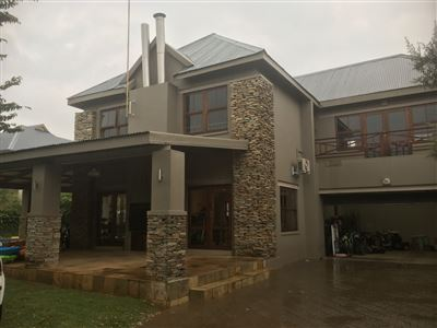 House for sale in Vaal De Grace Golf Estate