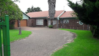 House for sale in Ermelo