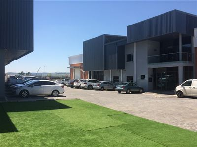 Commercial for sale in Modderfontein