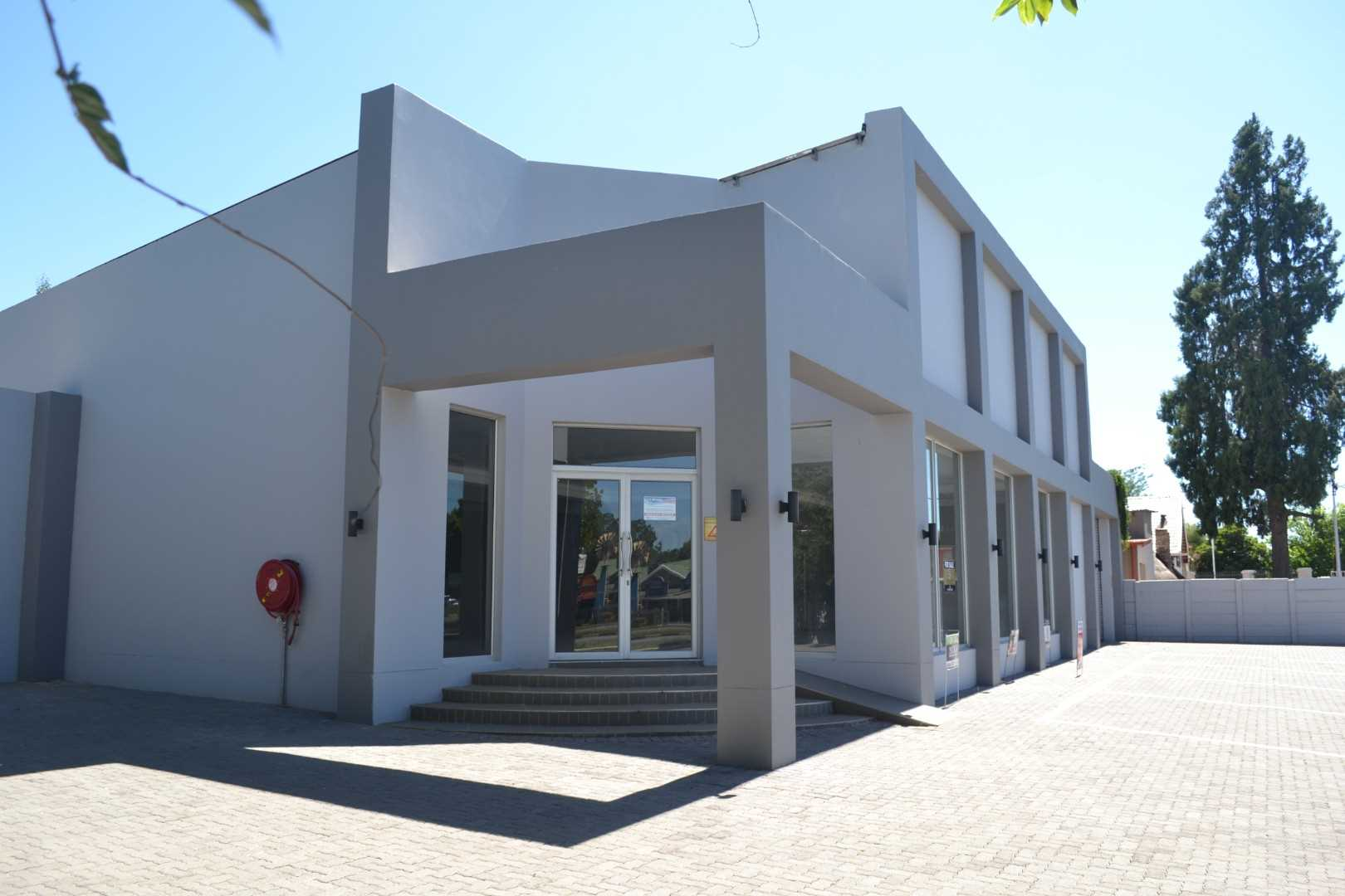 Excellent commercial property on the N12 Potchefstroom