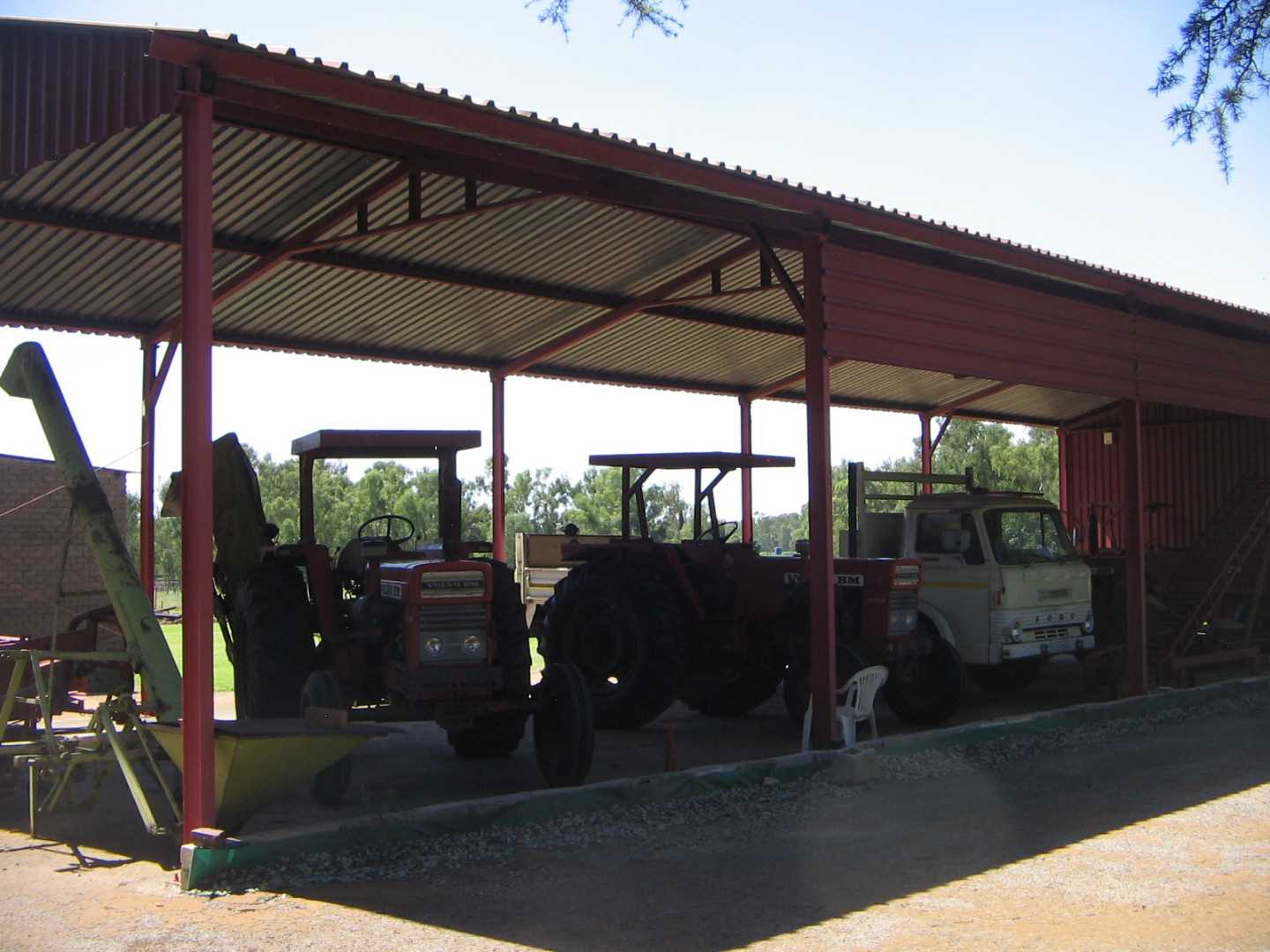 Shed and Farming Equipment