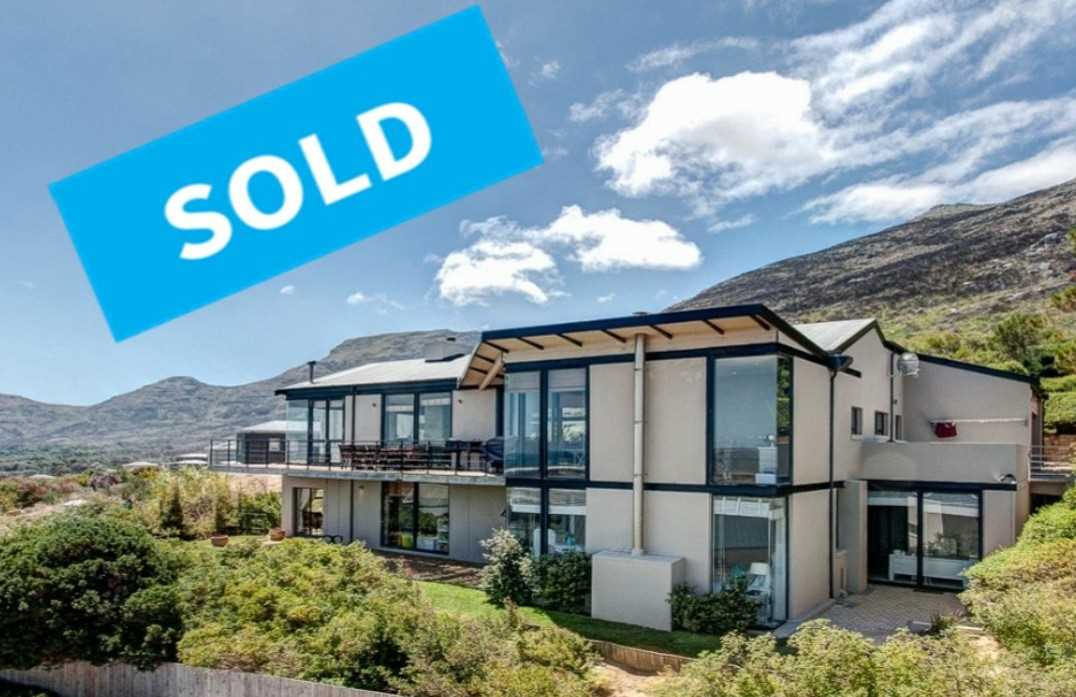 5 Bedroom House For Sale In Noordhoek