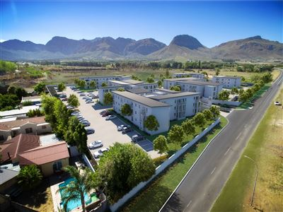 Property and Houses for sale in Paarl Central - Page 5, Apartment, 1 Bedrooms - ZAR 510,000