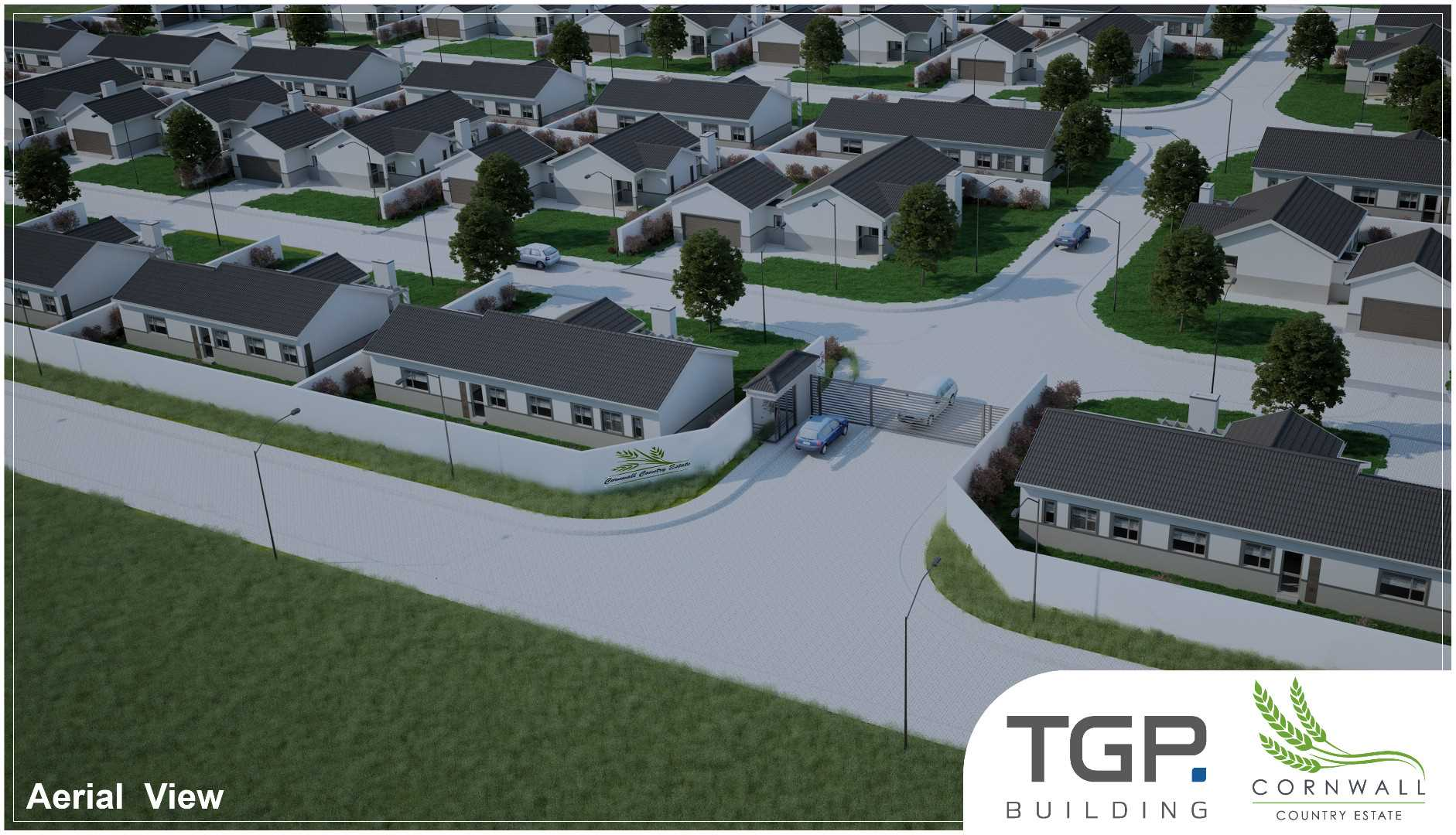 Stunning Secure Cluster Homes - No transfer duty! - Rynfield