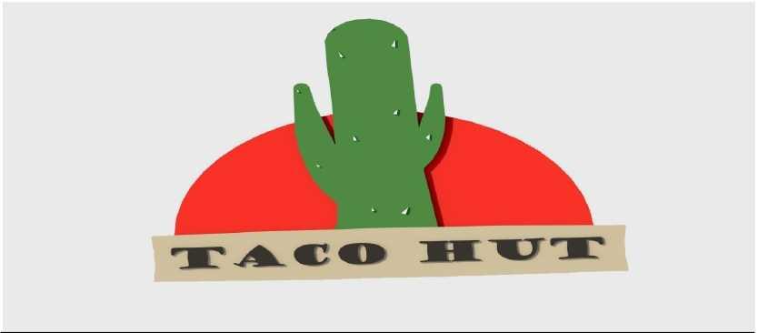 Taco Hut - Logo