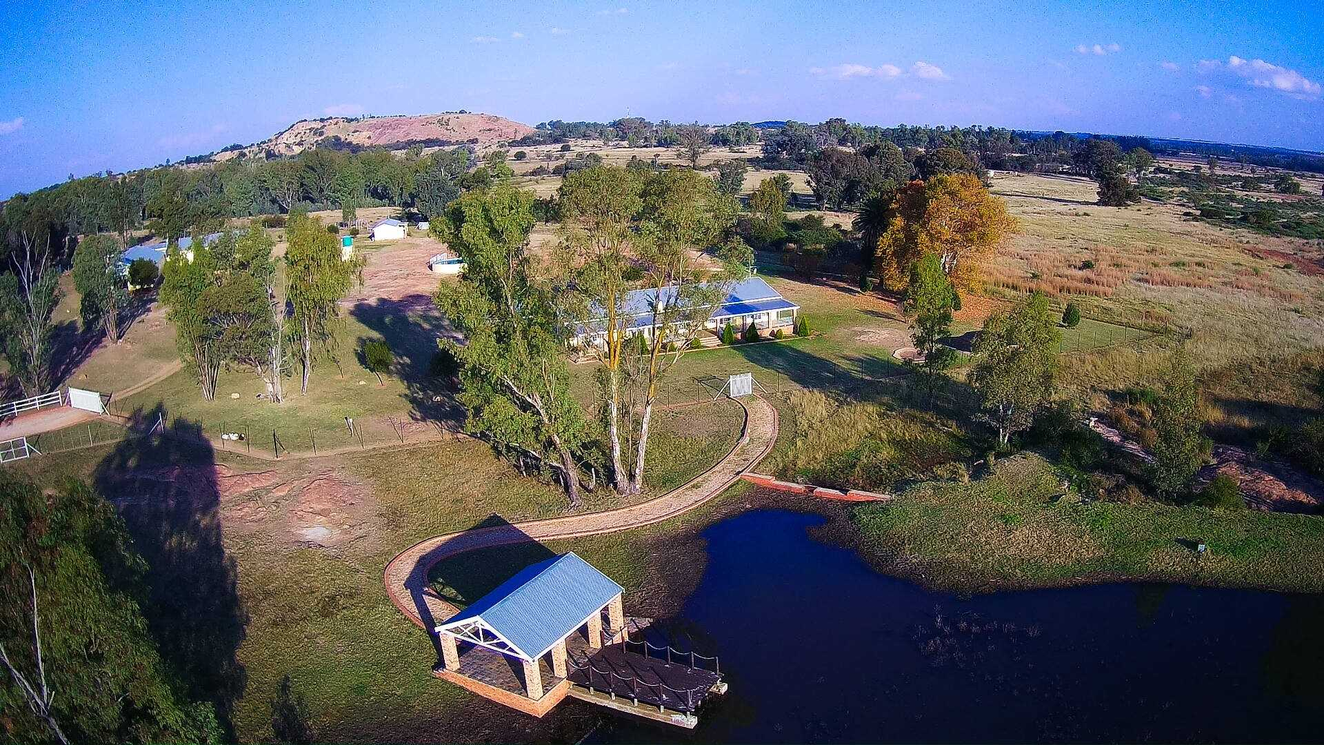 Exquisite ranch style farm only 5 minutes from Parys