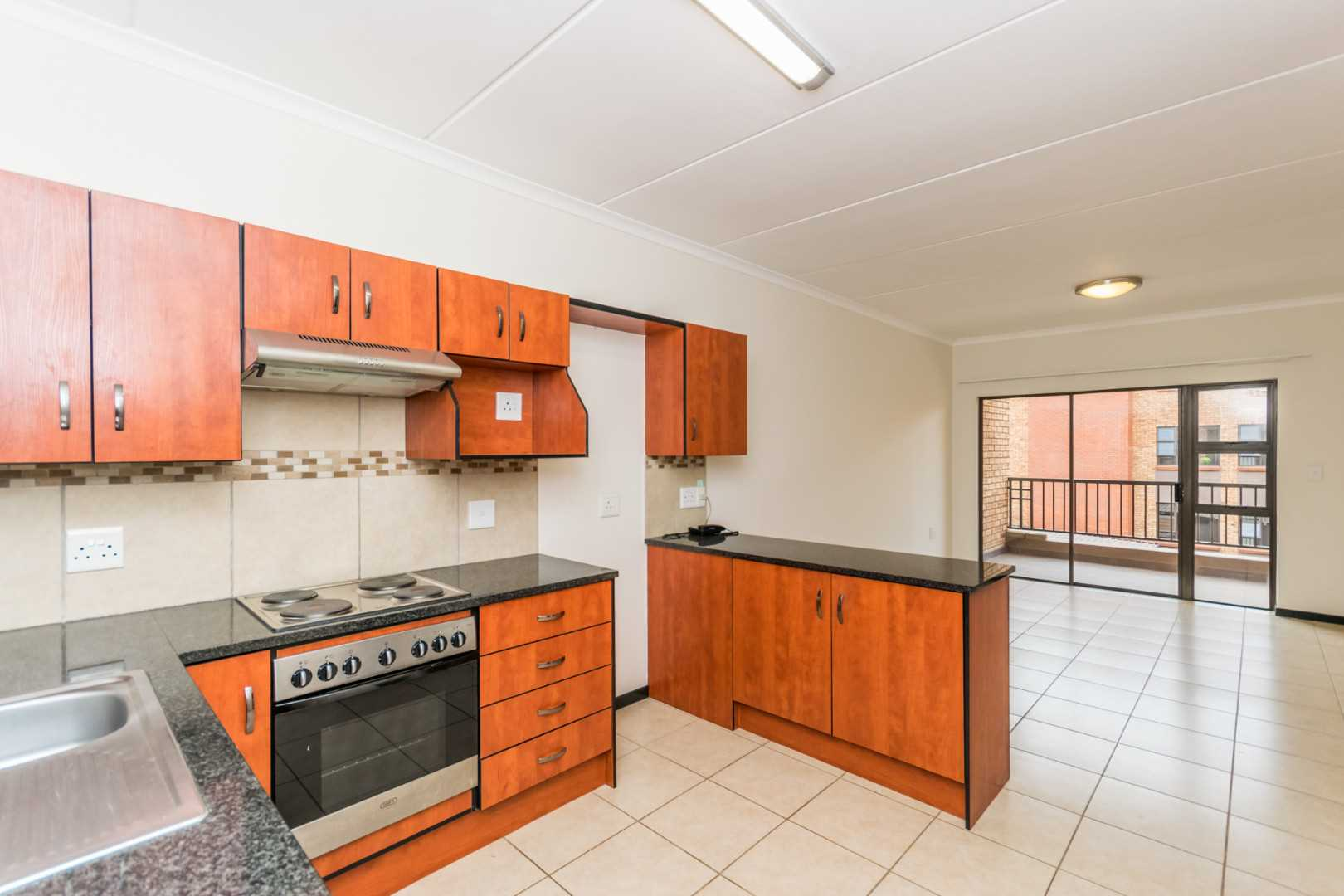 Great open living, Wheelchair and rider friendly