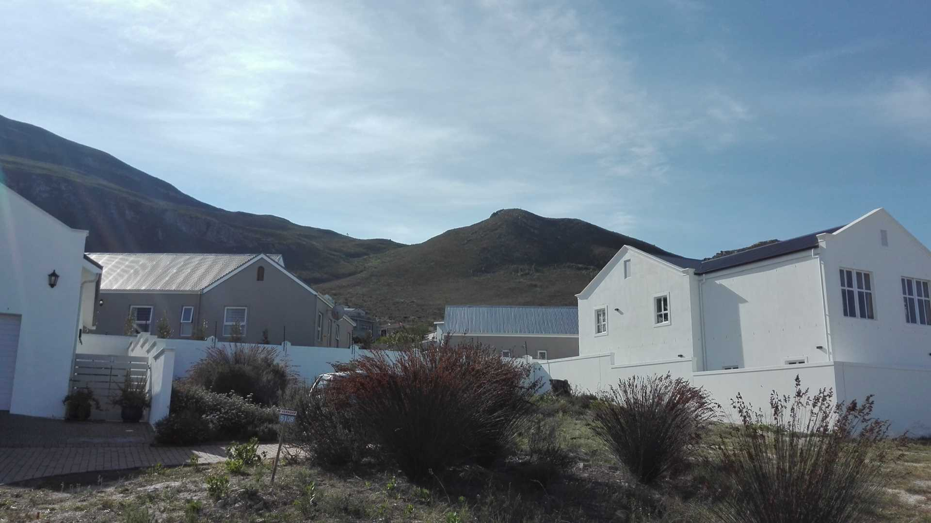 Vacant Land / Plot for Sale in chanteclair, Hermanus