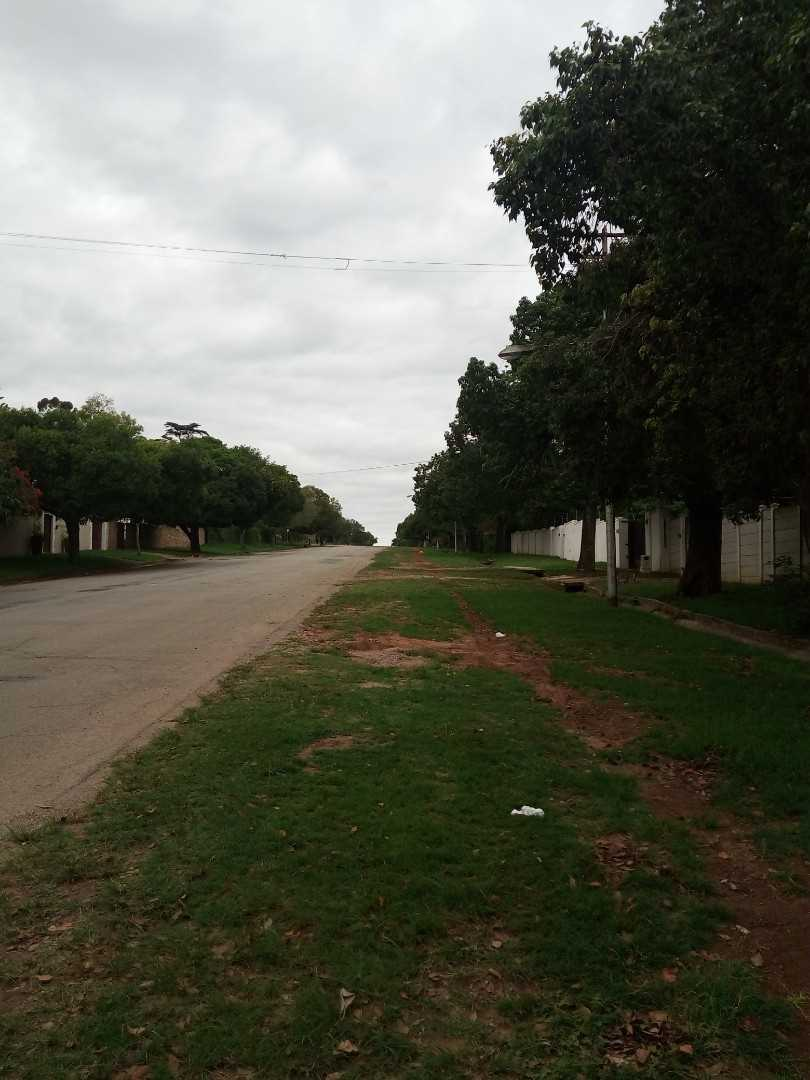 view from road entrance to property