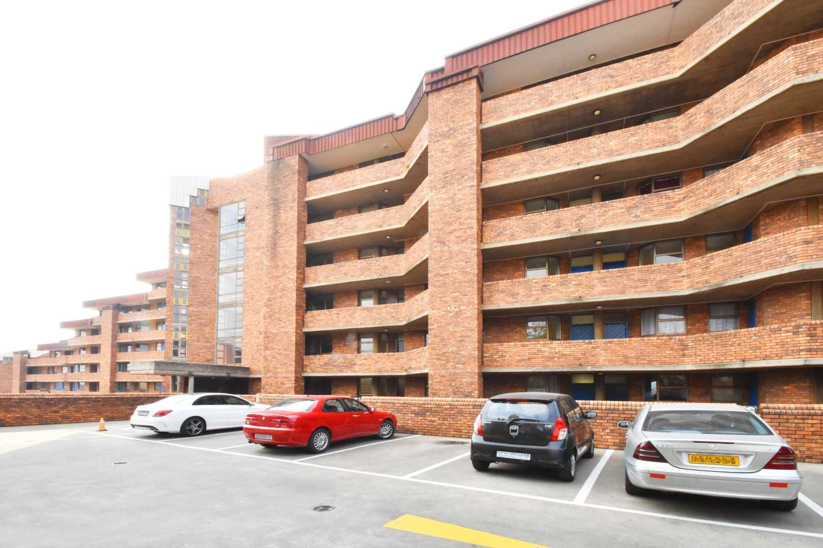 The Habitat, secure, well maintained and managed apartment bock in the heart of Ferndale