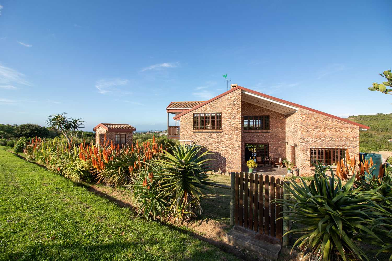 Three Bedroom Facebrick Home in a Secure Port Alfred Complex