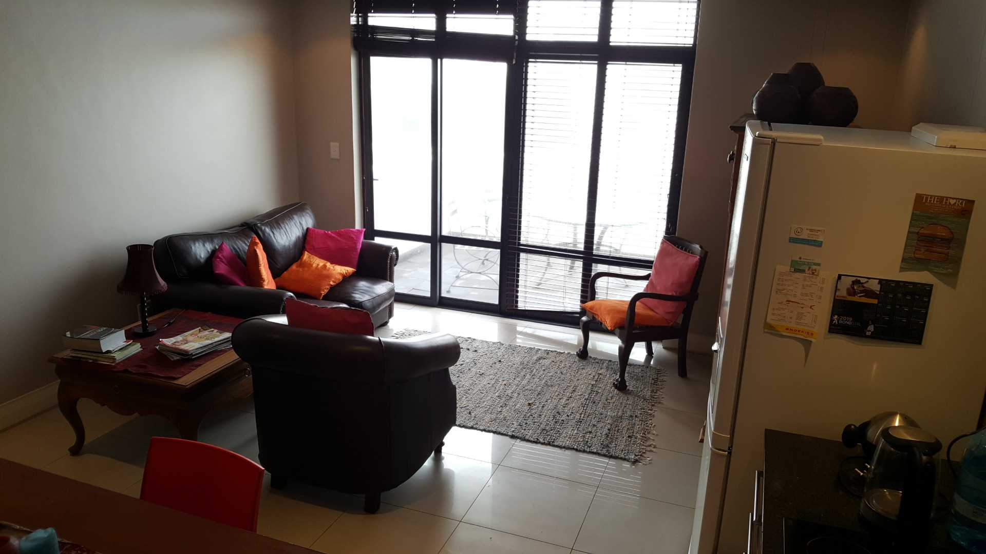 View of lounge from kitchen