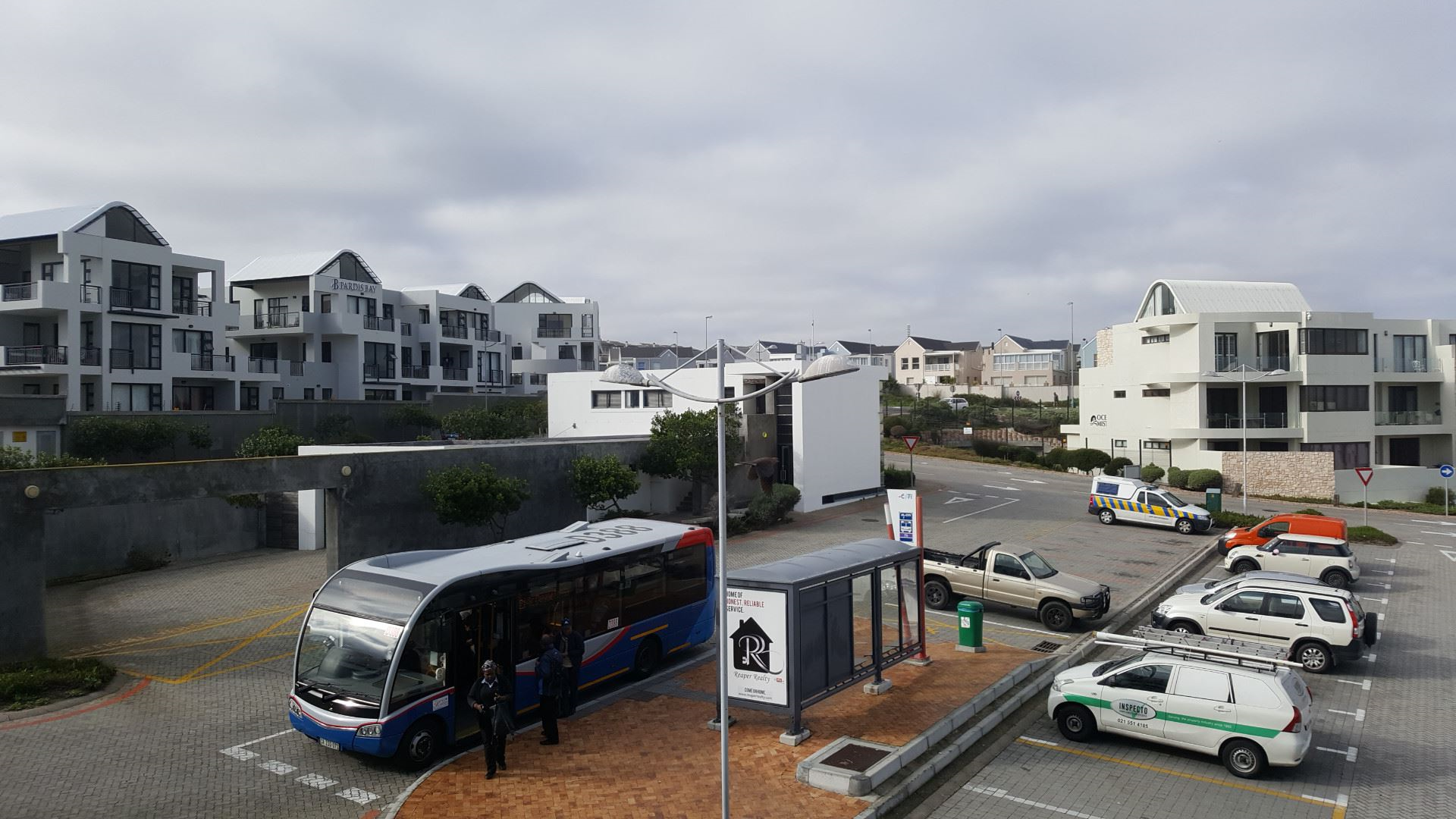 Eden on the Bay MyCiTi route stop