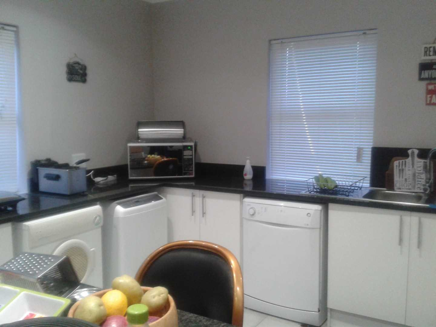 Space for the Kitchen Appliances.