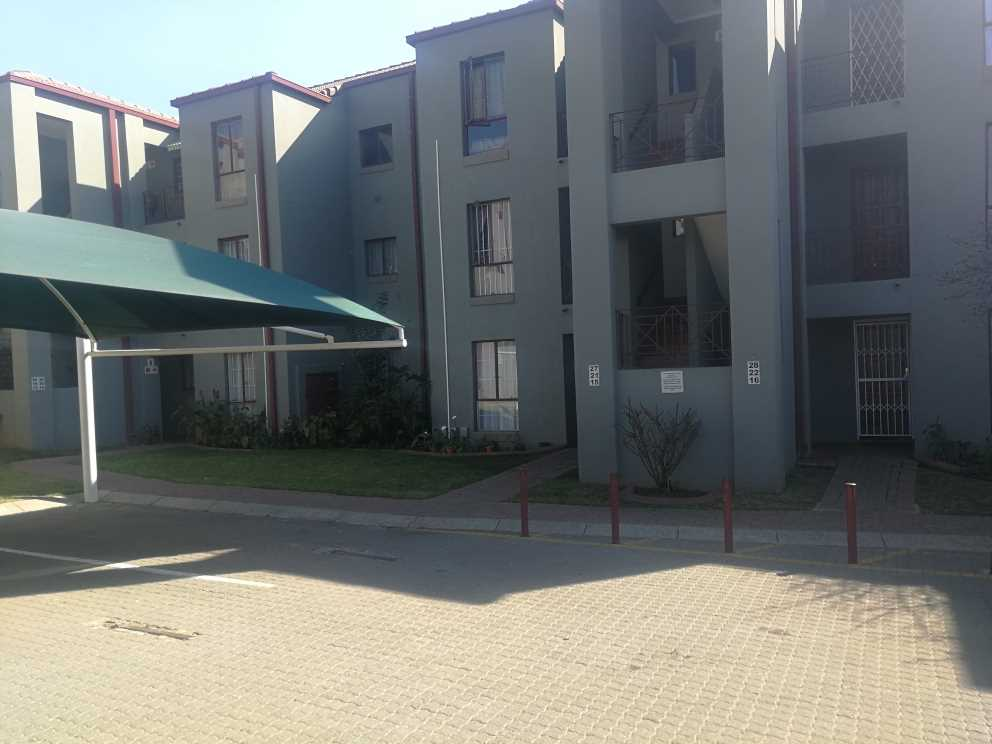 Two Bedroomed Unit in Secured Complex