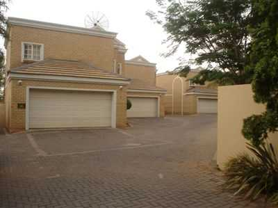 Face brick three bedroom duplex in Eldo Glen Estate
