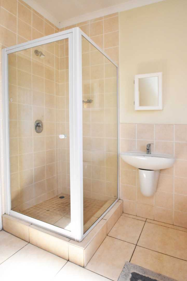 Home has 2 baths, 2 showers and 3 toilets