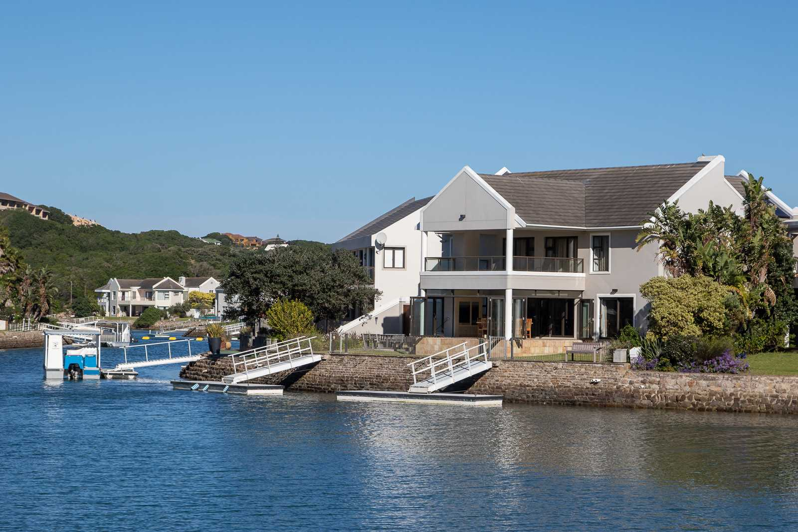 Exclusive Five Bedroom Home on the Marina in Port Alfred