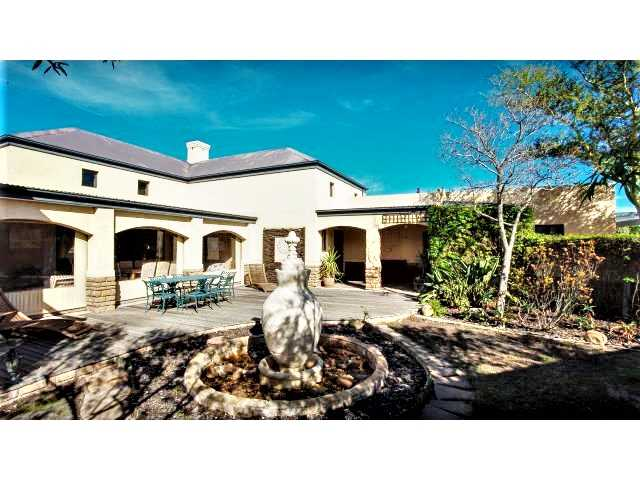 Magnificent home in sought after Golf Estate