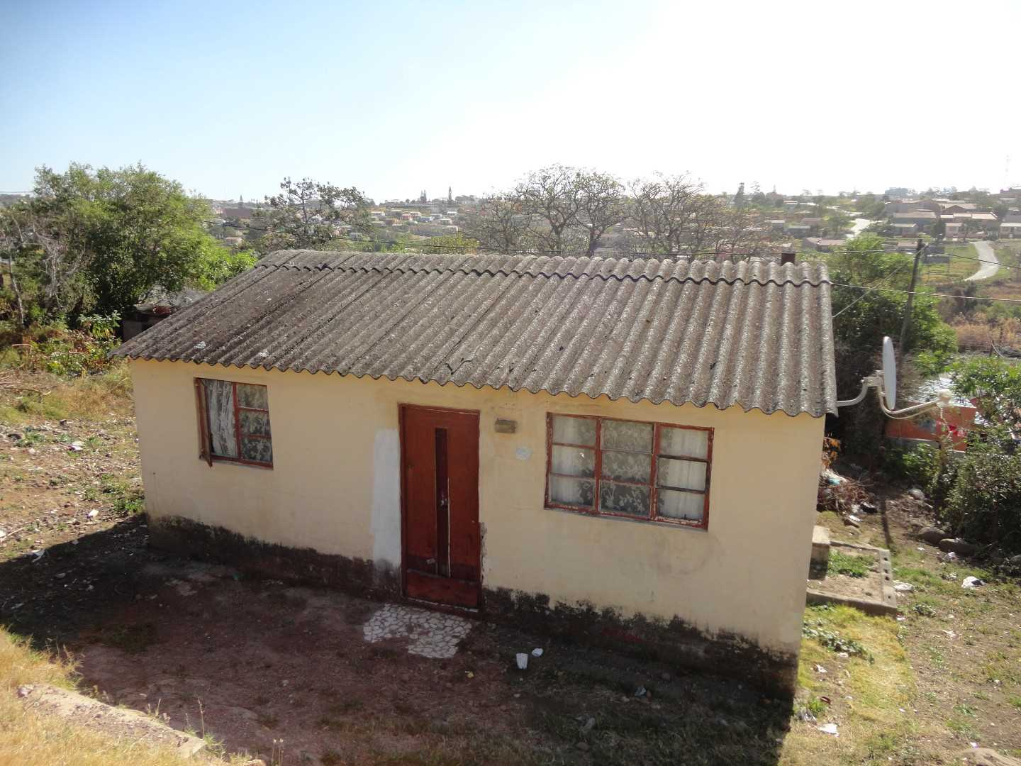 Give this home a bit of love! - NU1 Mdantsane