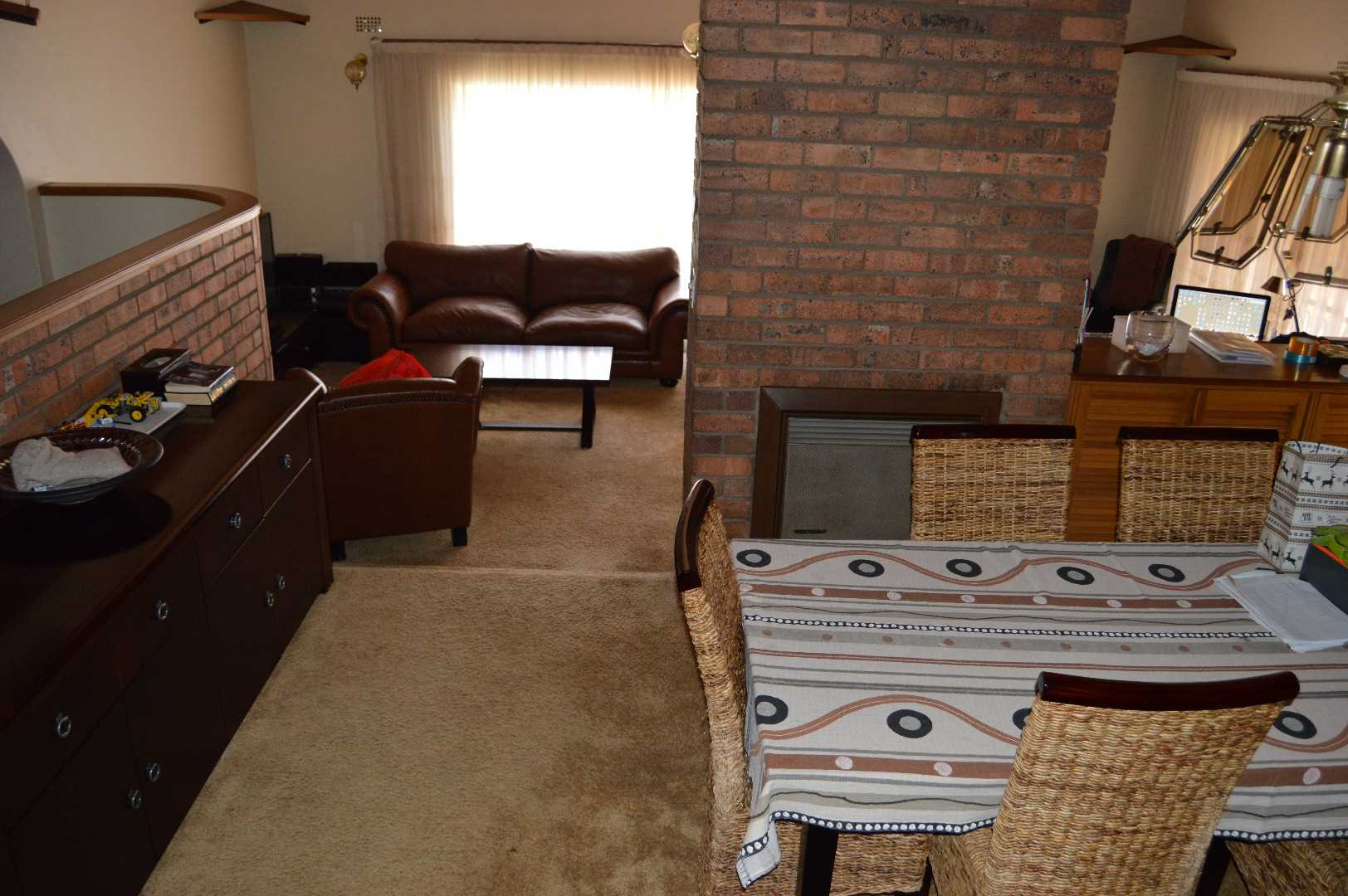 Separate Formal Dining Room leads to the Main Lounge