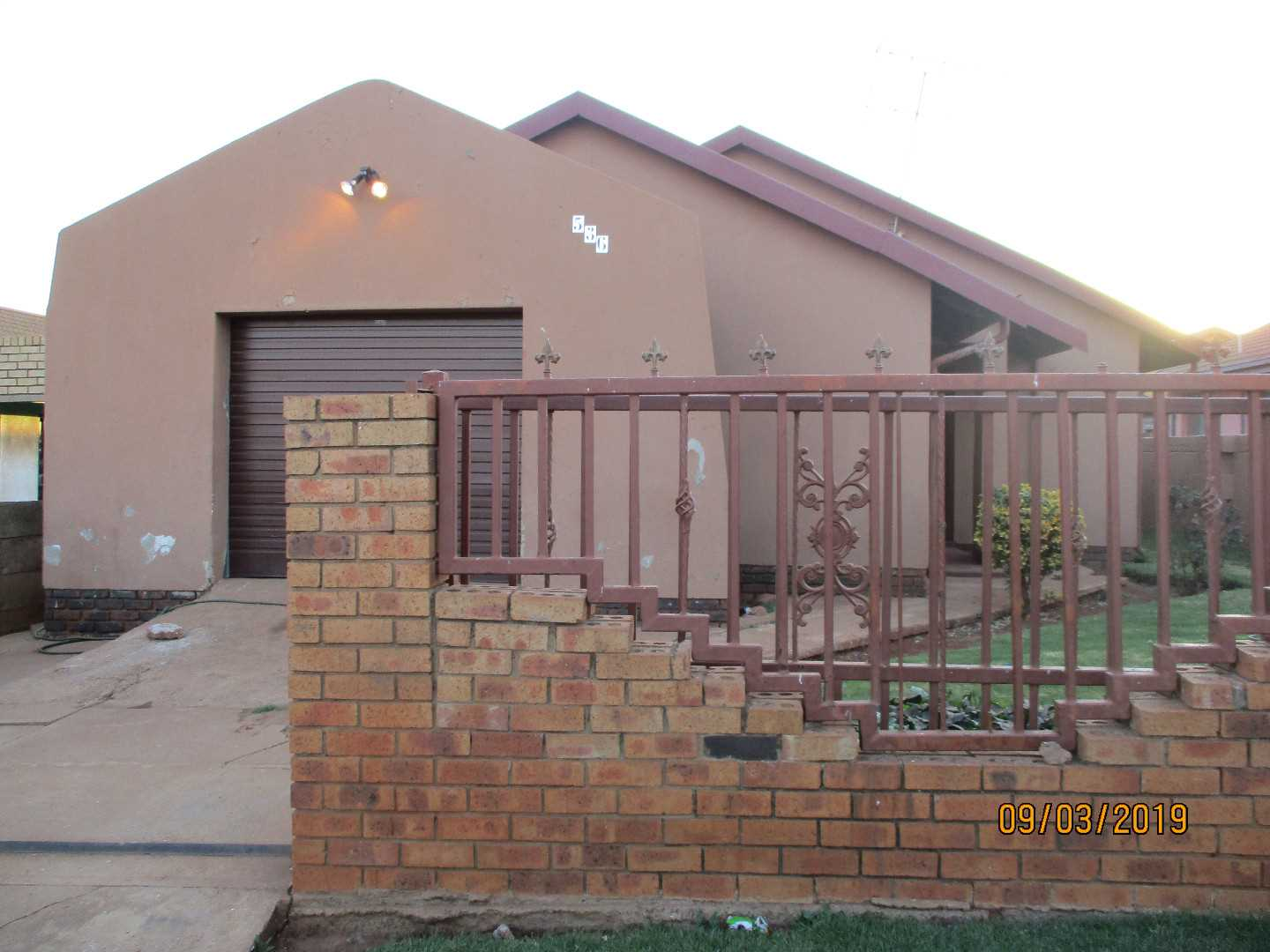 3 Bed Home in Sebokeng Zone 6 Ext1