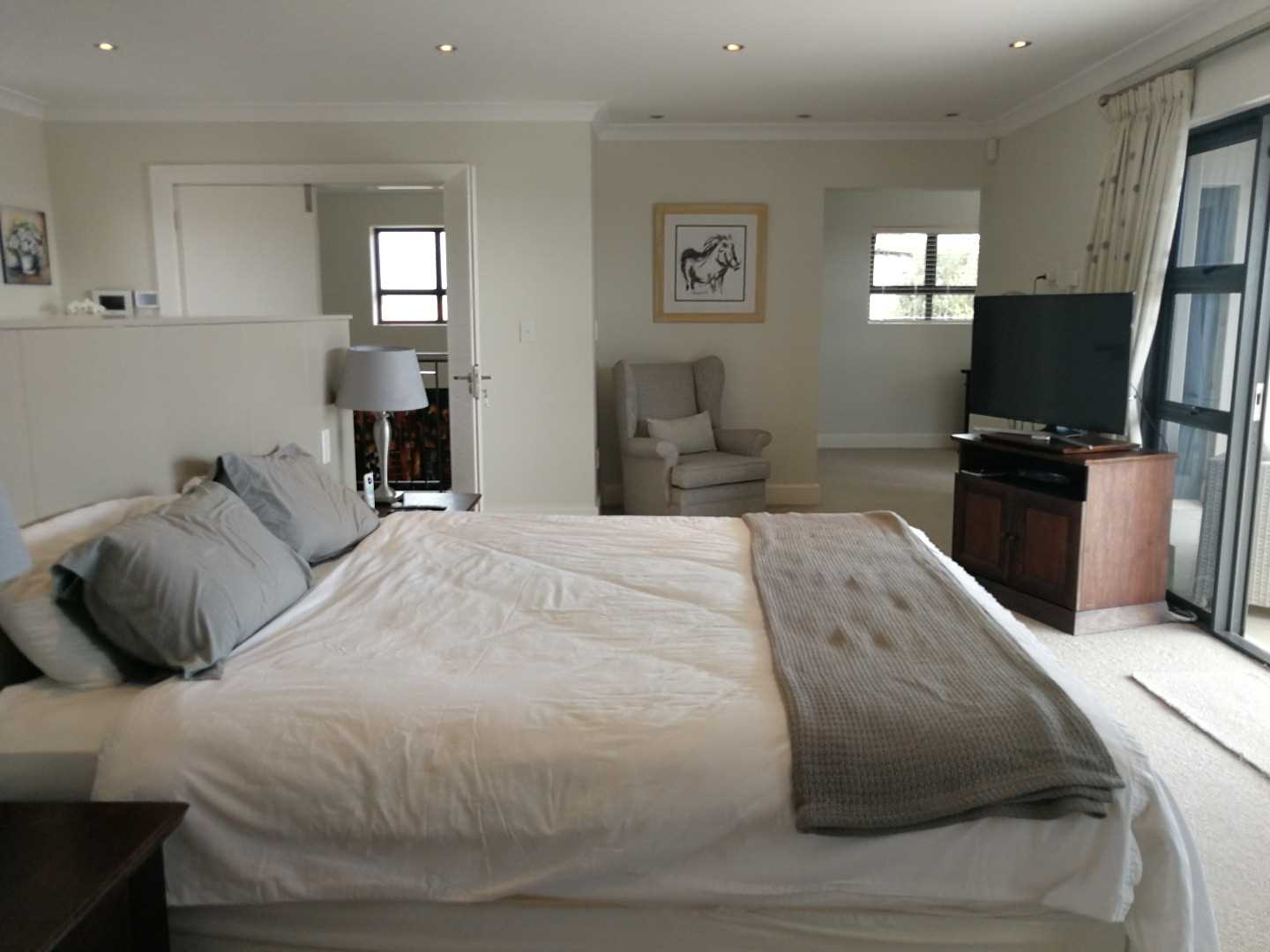 Master Bedroom leads to a separate study