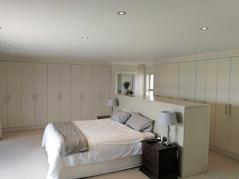 Master Bedroom with plenty of BIC's