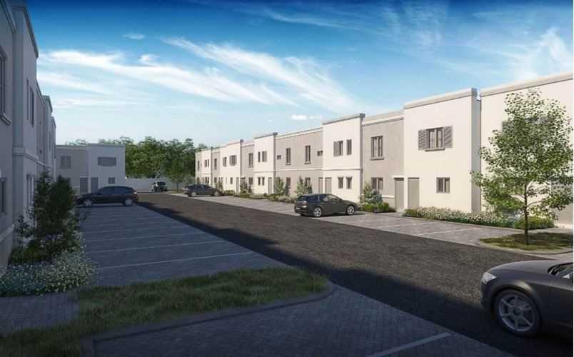 Hawequa one-bedroom Security Estate in popular Haasendal