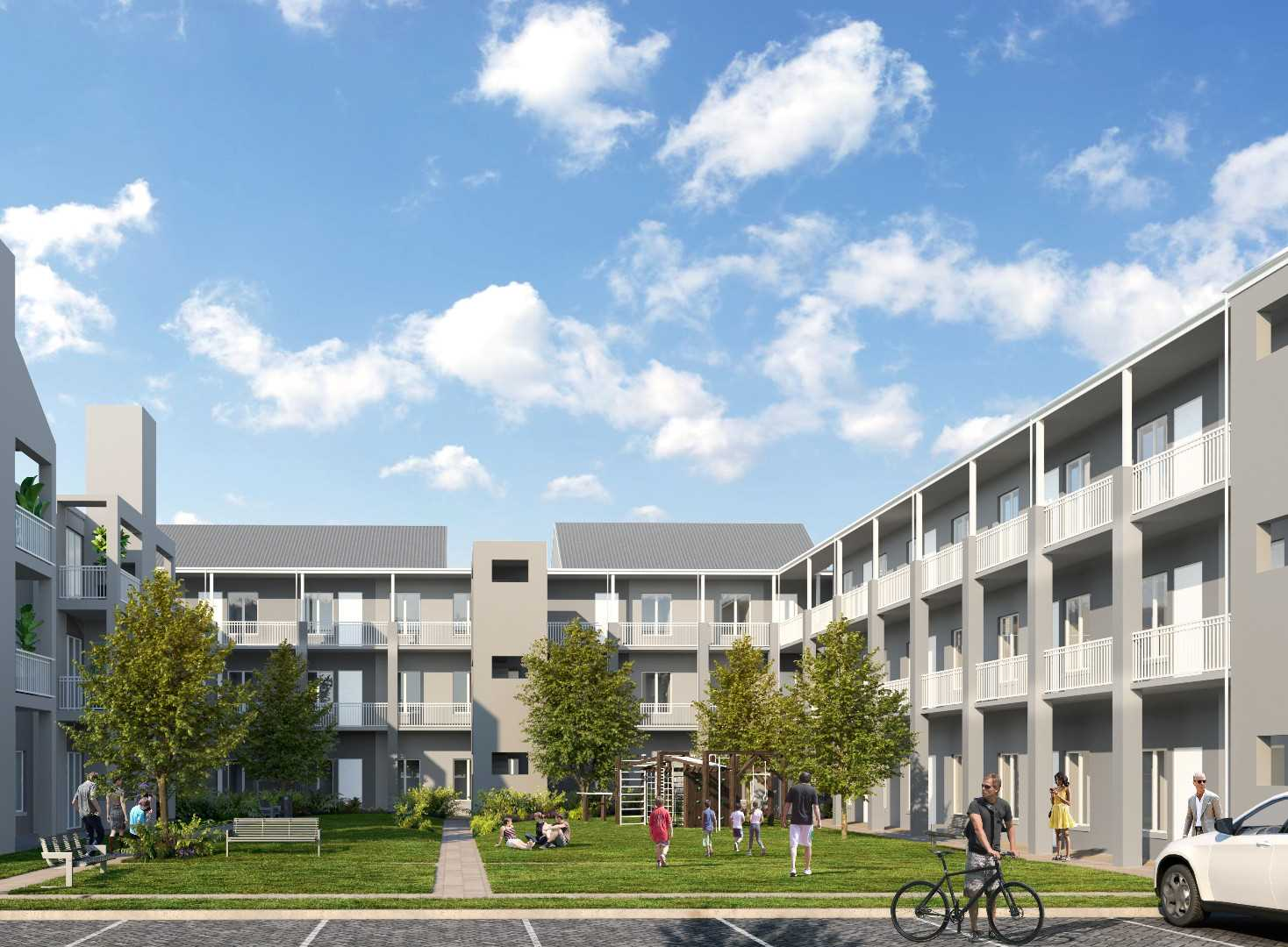 Hawequa two-bedroom units in the ever popular Haasendal