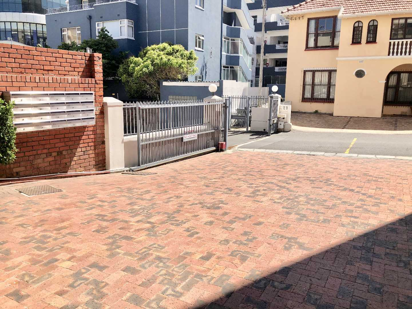 Secure Automated Gate access