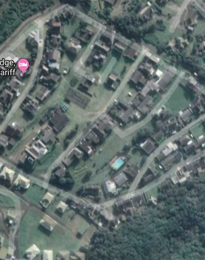 GOOGLE MAP VIEW OF THE ESTATE