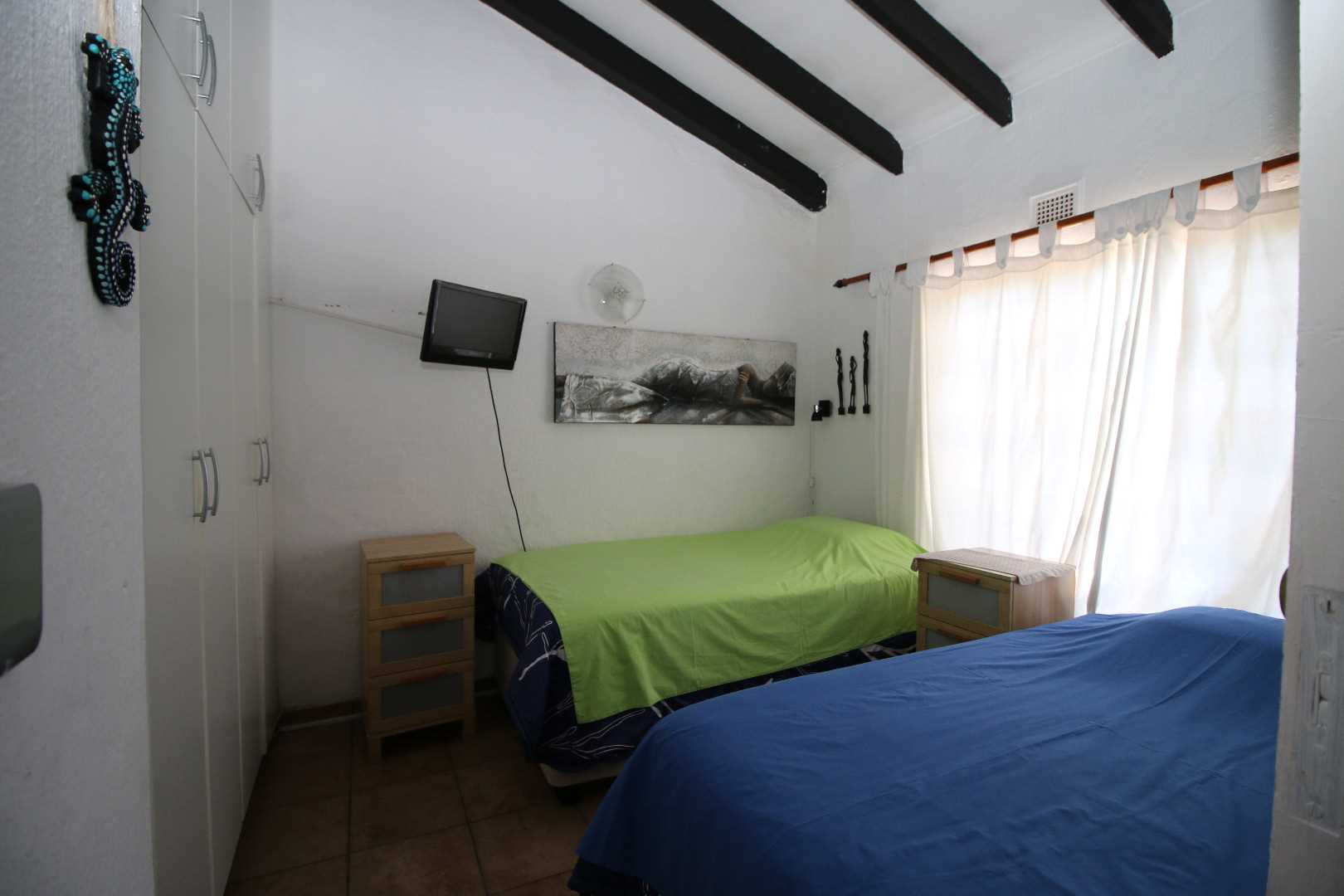 Double bedroom with BIC