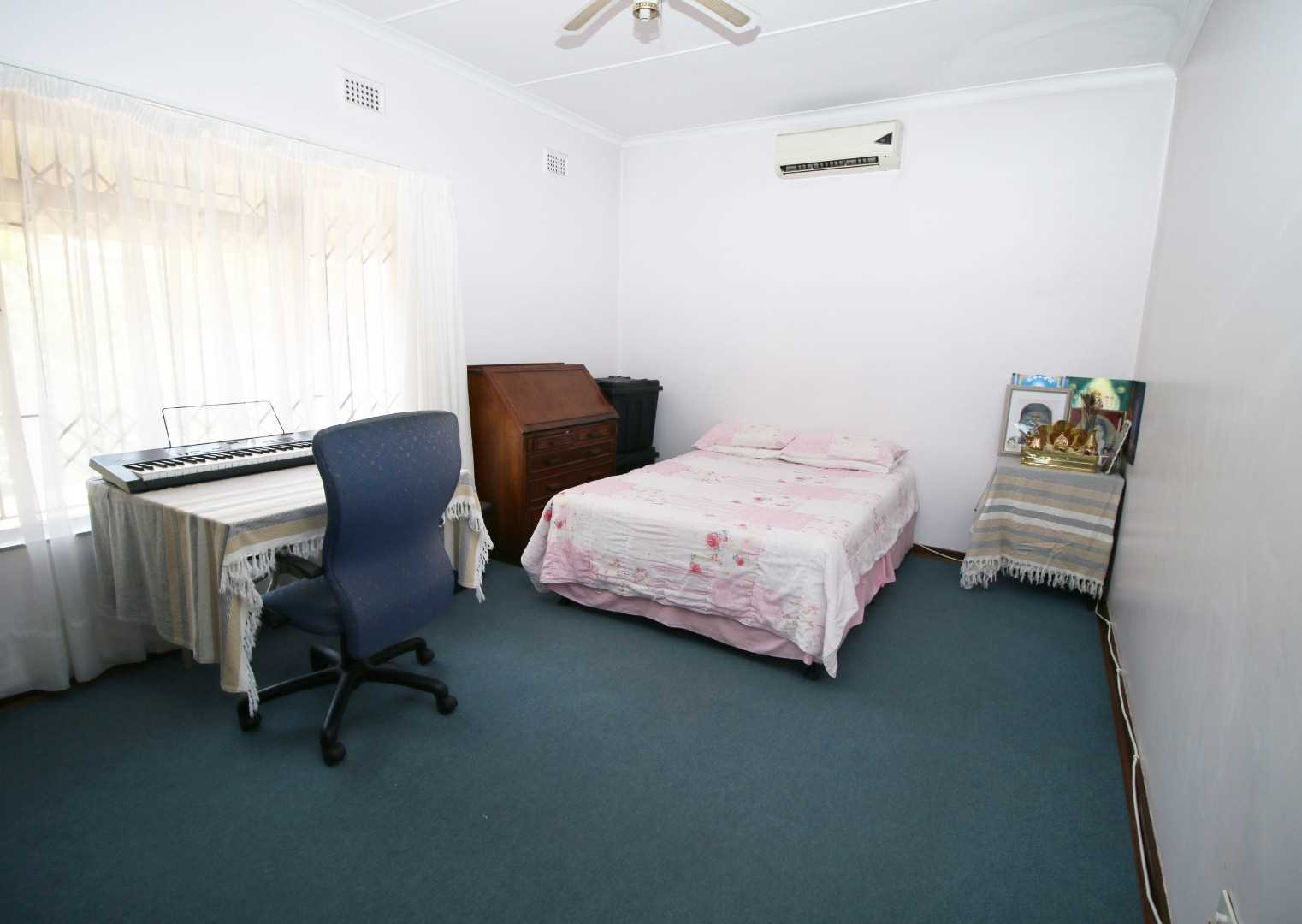 Second bedroom with A/C