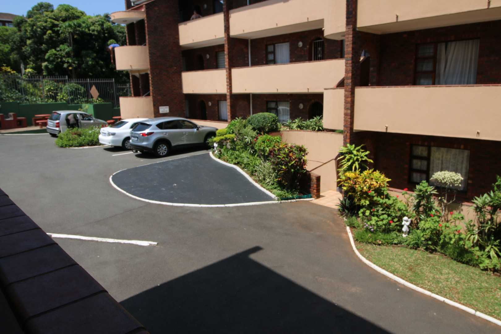 Very neat and well maintained complex with extra parking bays etc.