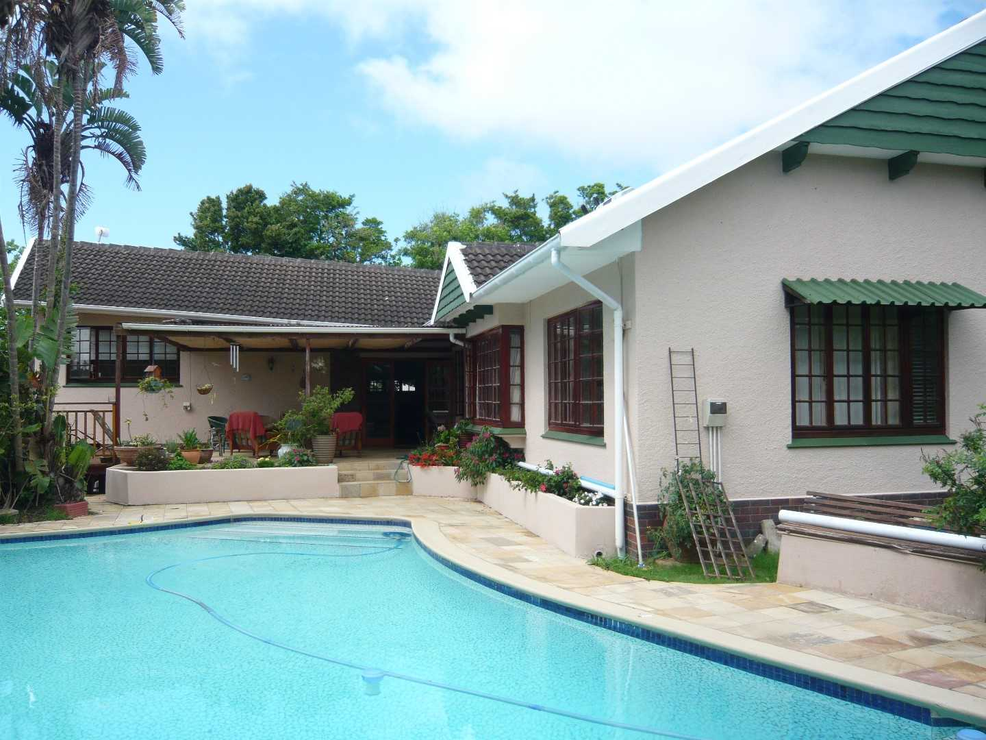 Location!Location! Much loved Family Home with pool and flat