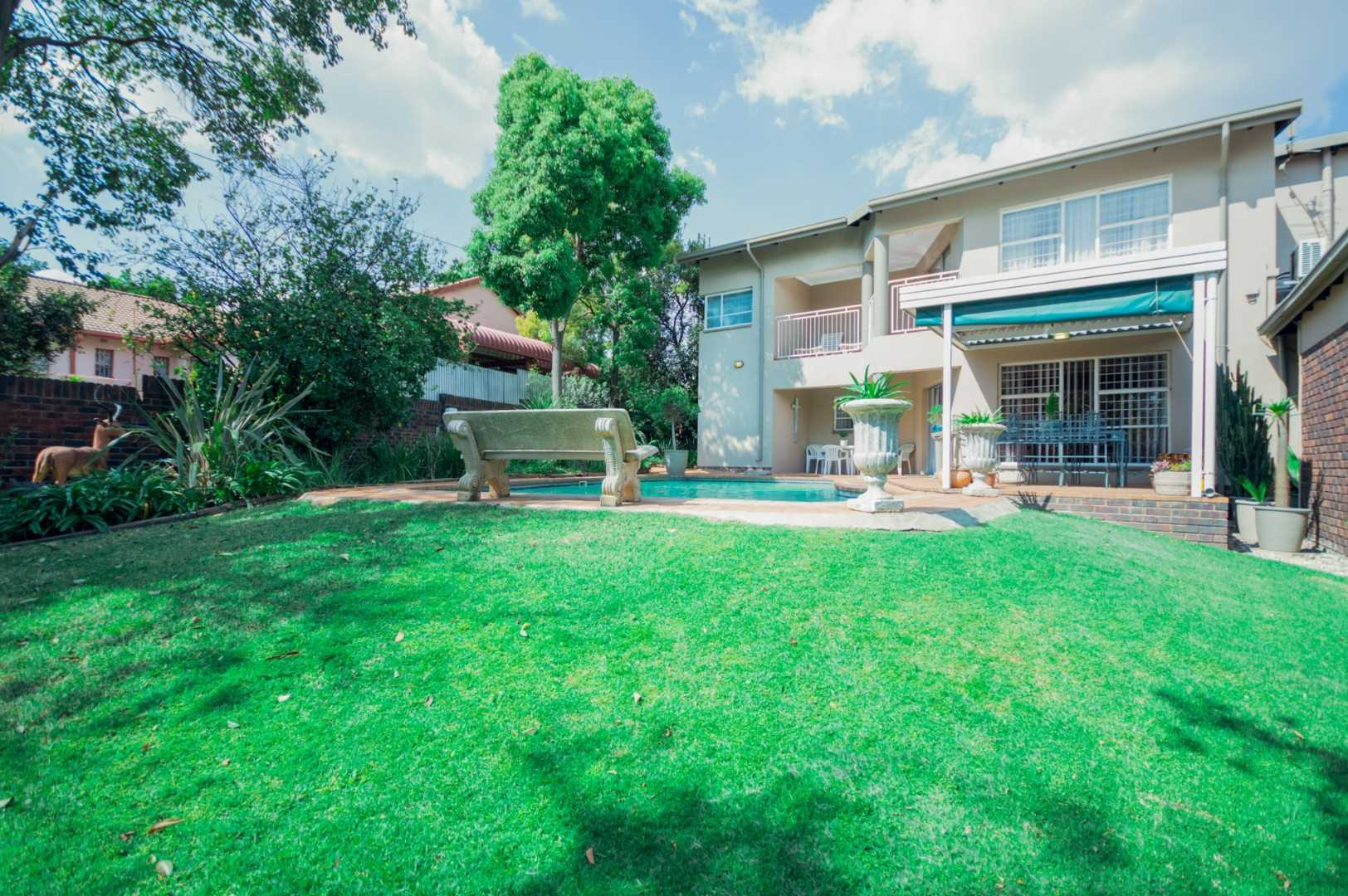 Stunning  Home with amazing features in secure estate.