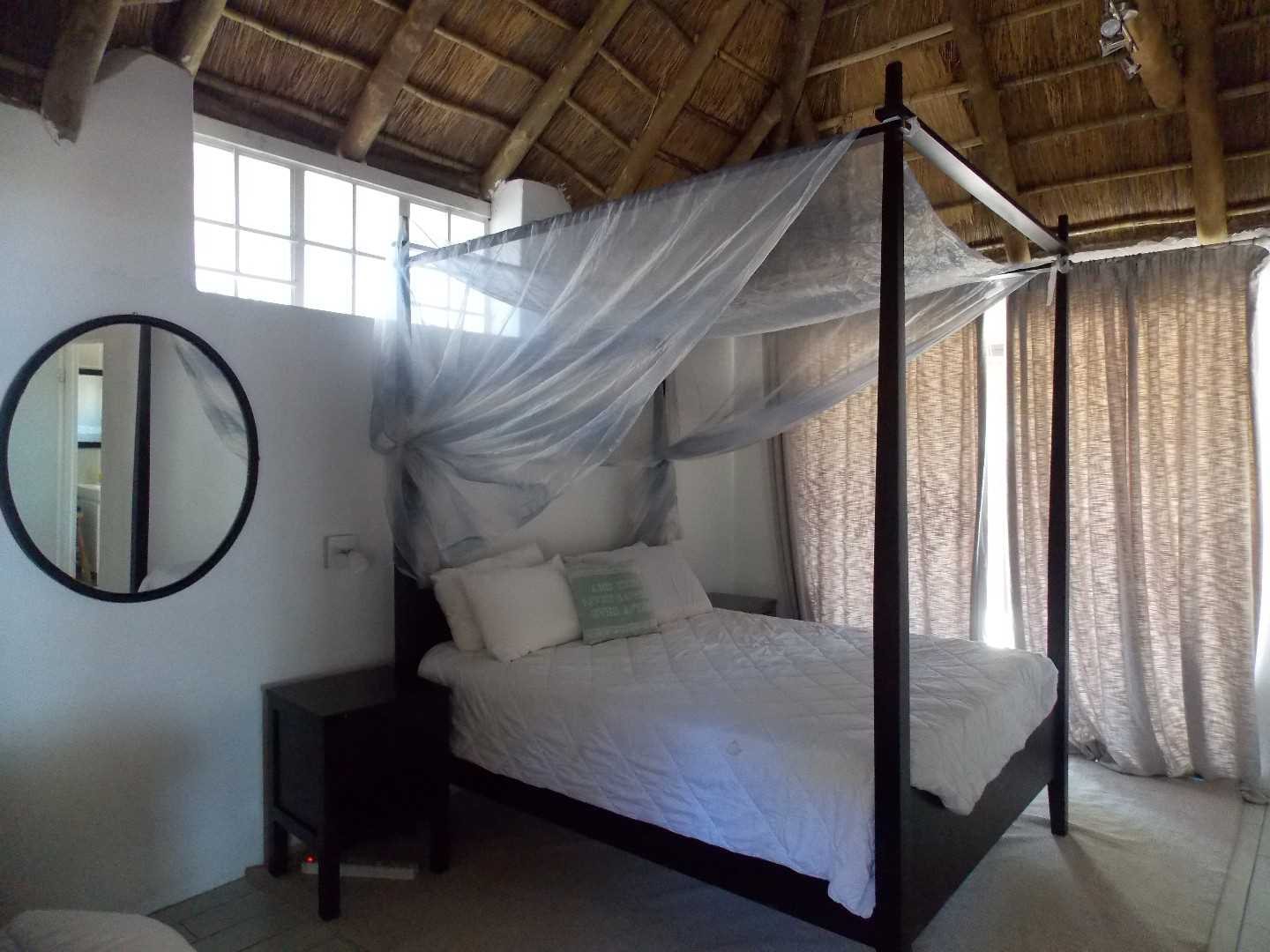 Bedroom in the cottage